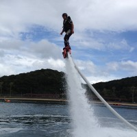 長崎フライボード チームA