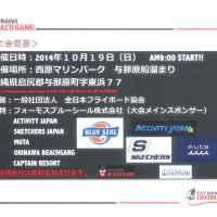 2014年度フライボード全日本選手権大会概要